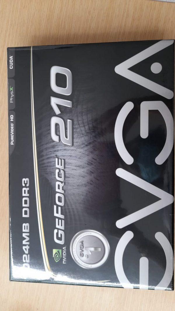 Tarjeta de video Geforce 210 DDR3