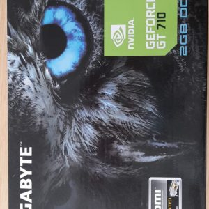 Tarjeta de video Geforce GT 710 2 GB DDR5